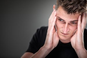 Fear/anxiety/regret/uncertainty in a young man – effects of a di